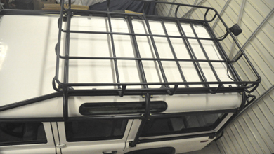 Nas Defender 110 Roof Racks Tents And Awnings